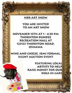 HBR art show